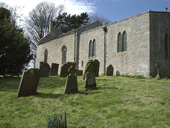 St. Oswald's Church, Thornton Steward